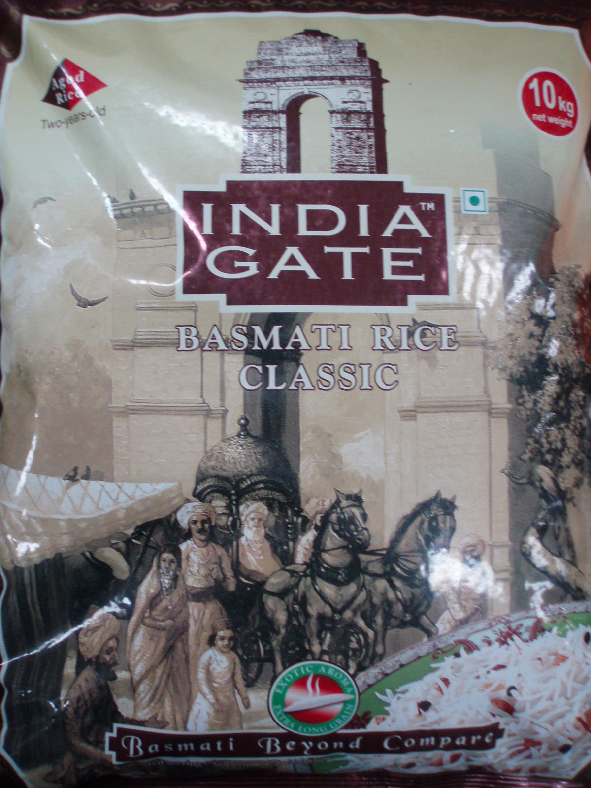 Classic Basmati Rice-INDIA GATE-5 Kg