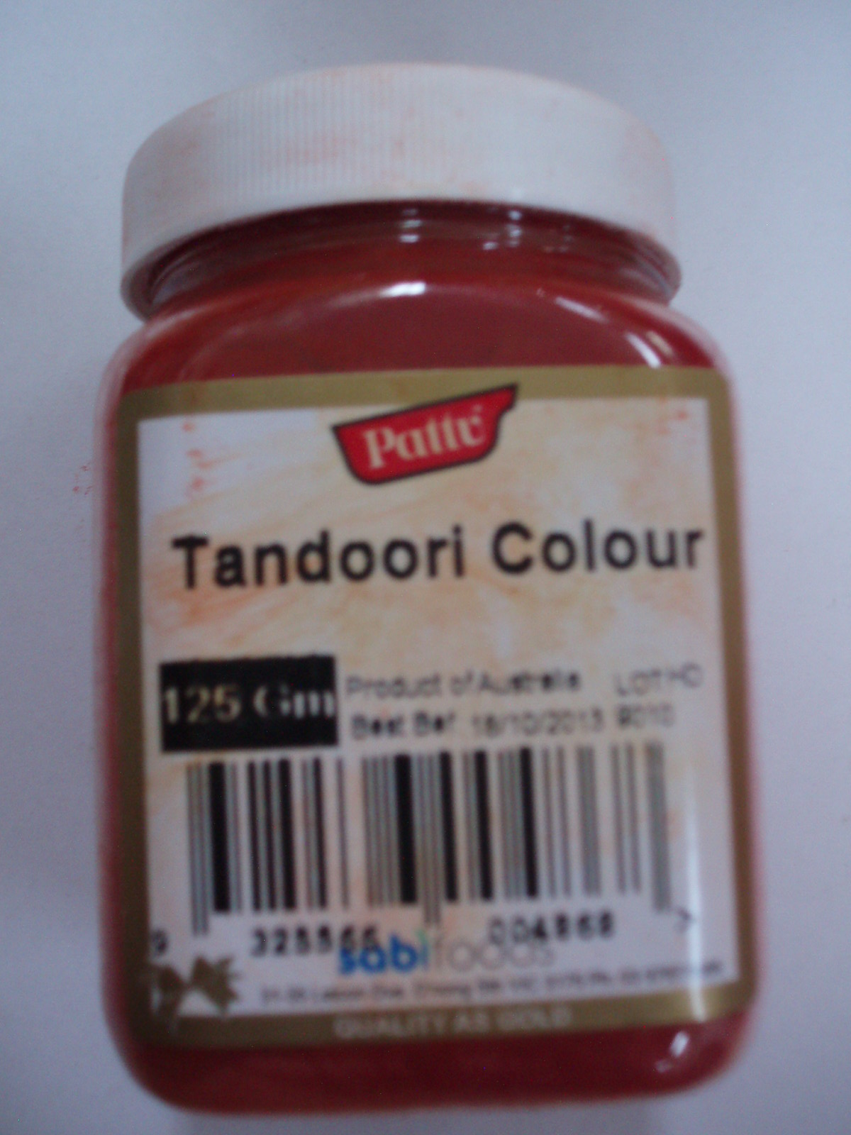 Tandoori Colour-Pattu-125 gm