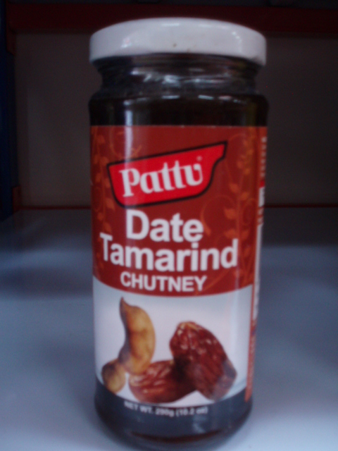 Date And Tamarind Chutney-Pattu-240 gm