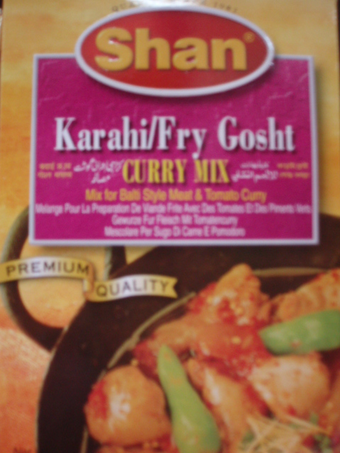 Karahi Fry Ghost-Shan-50 gm