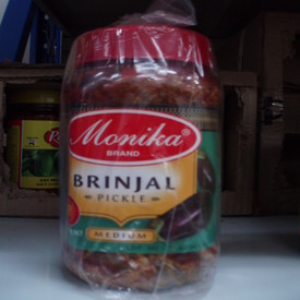 Brinjal Pickle-Monika-570 gm