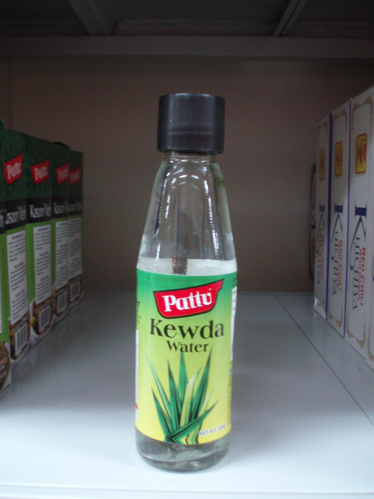 Kewda Water-Pattu-180 ml