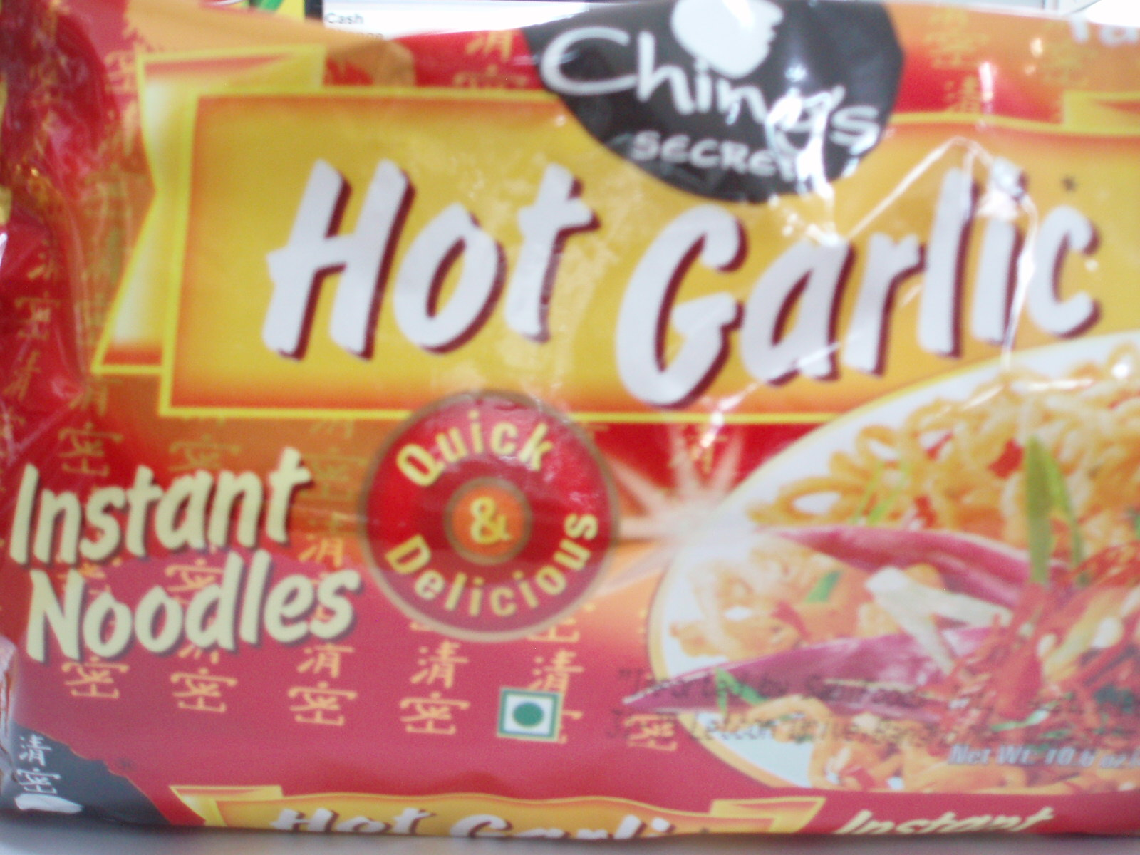Hot Garlic Noodles-Ching'S Secret-300 gm