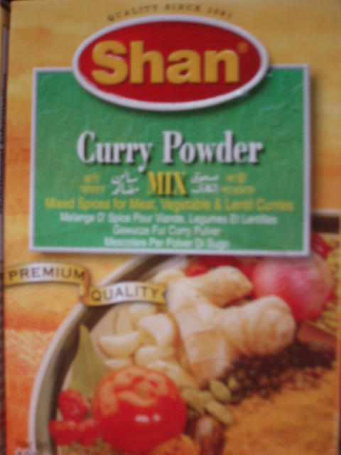 Curry Powder-Shan-100 gm