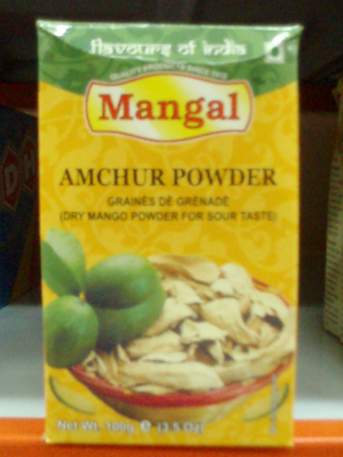 Amchur Powder-Mangal-100 gm