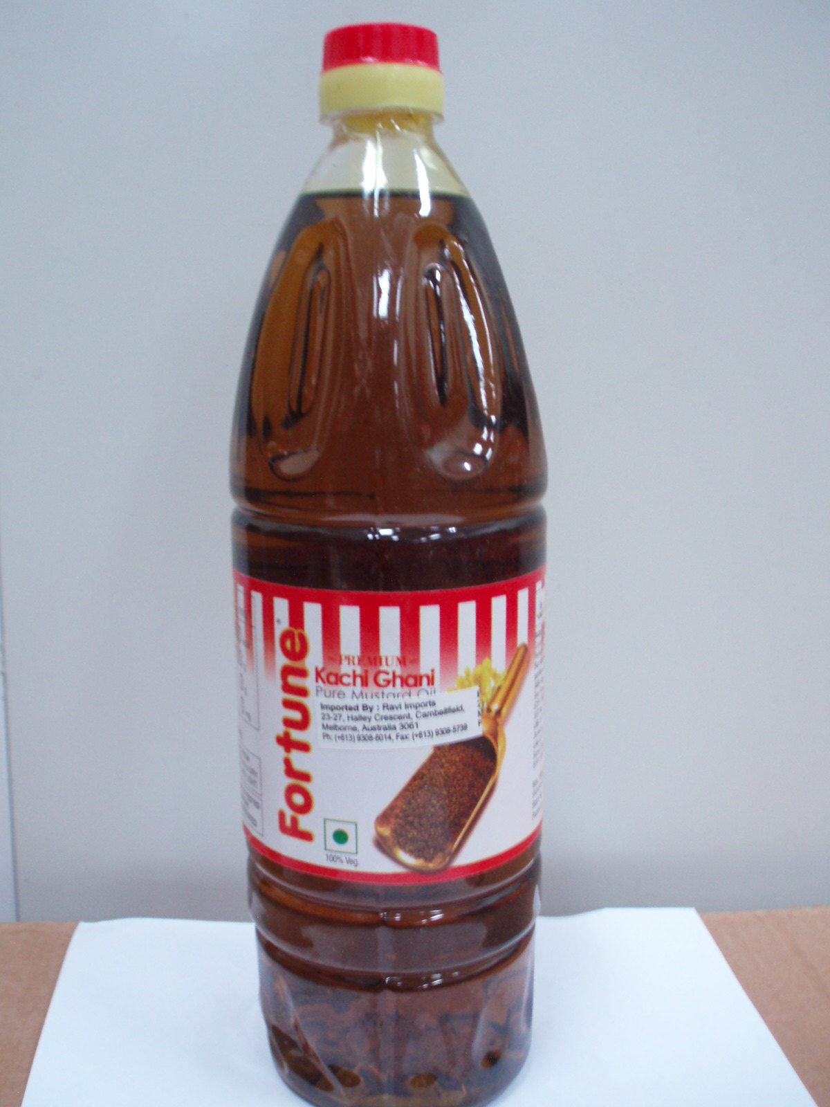 Mustard Oil-Fortune-1 ltr