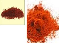 Saffron Colour-Pattu-150 gm