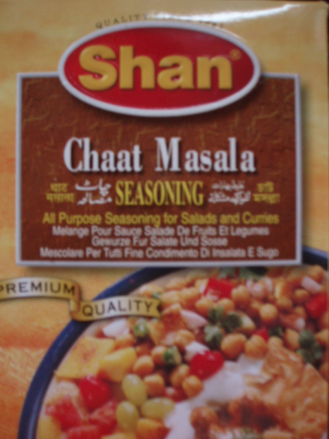 Chaat Masala-Shan-100 gm