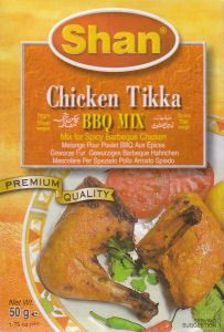 Chicken Tikka Bbq Mix-Shan-50 gm