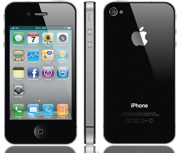 Black, 16 GB, 5 megapixel camera, Apple