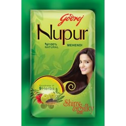 Red Easy to use Skin friendly Effective 50g Nupur